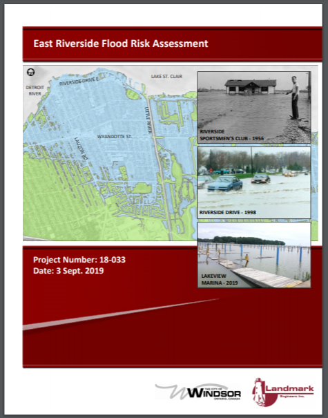 East Riverside Flood Risk Assessment