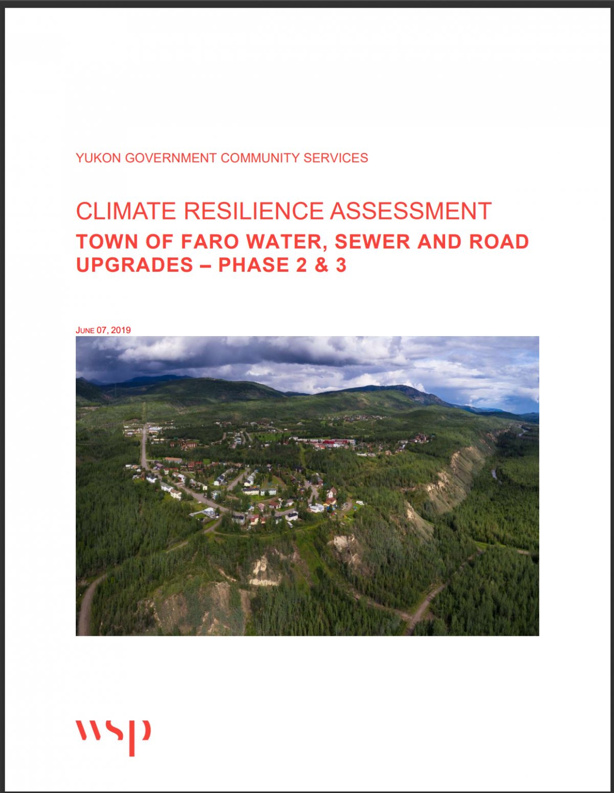 Cover Image Climate Resiliance Town Faro