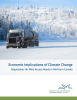MINE ACCESS ROADS IN NORTHERN CANADA – ECONOMIC IMPLICATIONS OF CLIMATE CHANGE